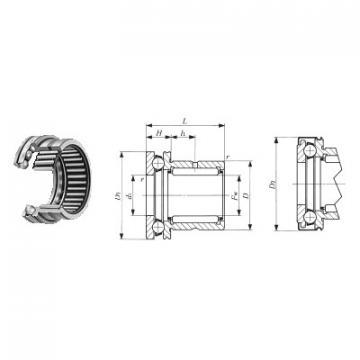 7602085-TVP FAG Rodamientos de bolas de empuje