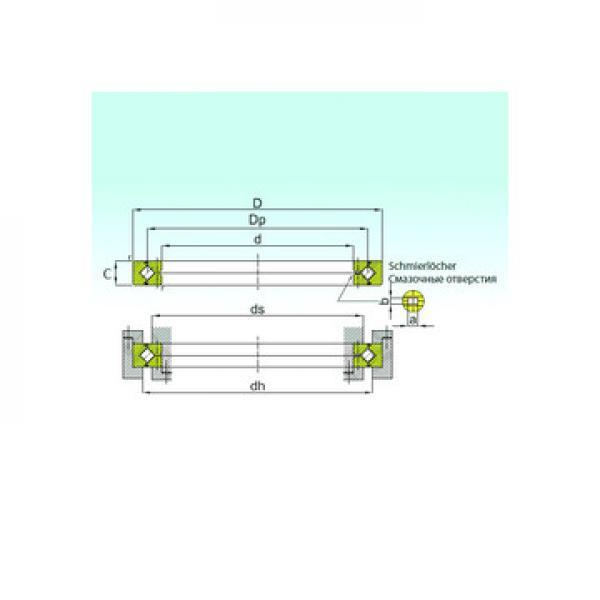 81116-TV INA Rodamientos de rodillos de empuje